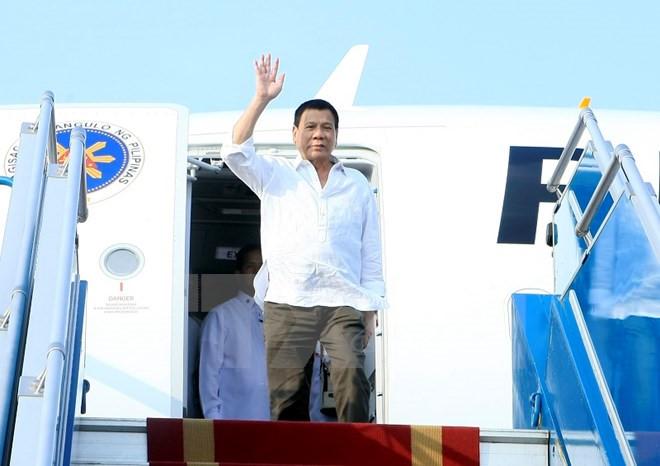 Menciptakan tenaga pendorong baru bagi hubungan Vietnam-Filipina