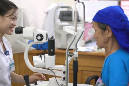 Hasil-guna pencegahan dan penanggulangan penyakit kebutaan di Vietnam