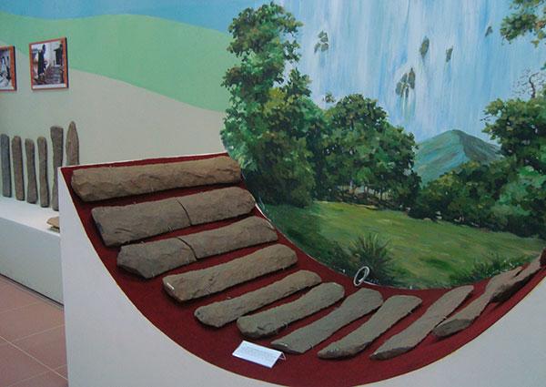 Gambang batu- instrumen musik kuno dari warga etnis K'ho