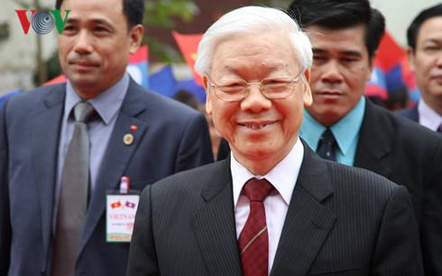 Perasaan Vietnam-Laos semakin dipererat