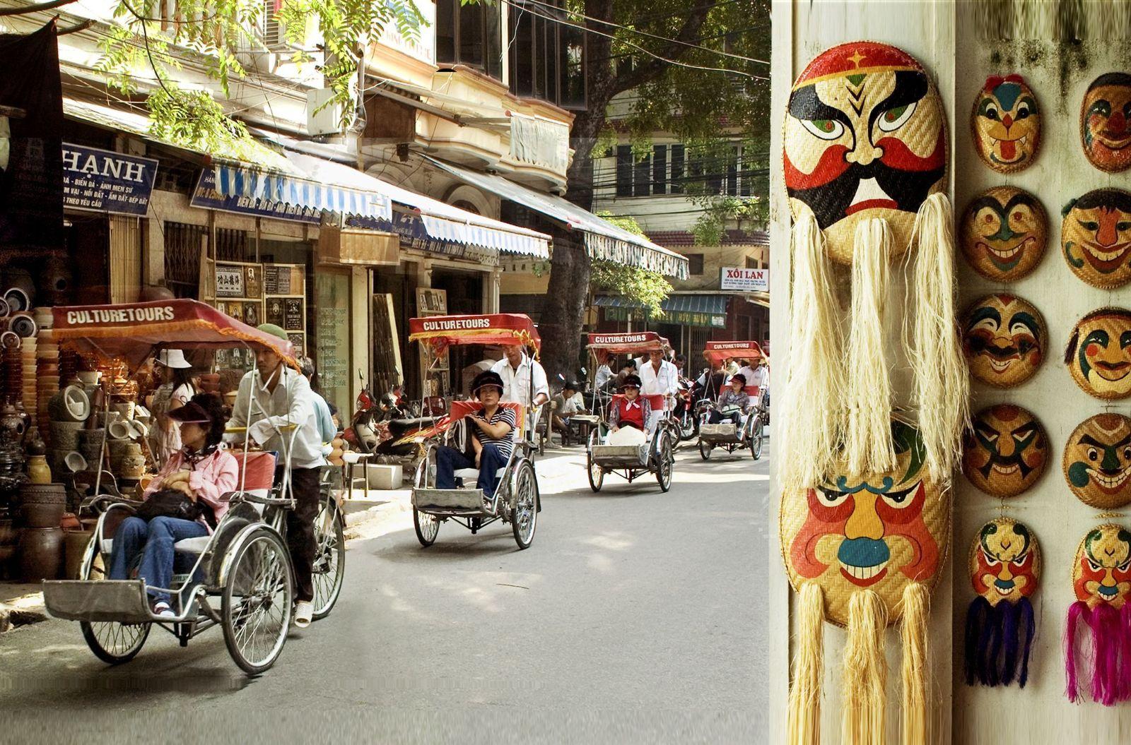 Menemukan kota Hanoi melalui paket wisata gratis