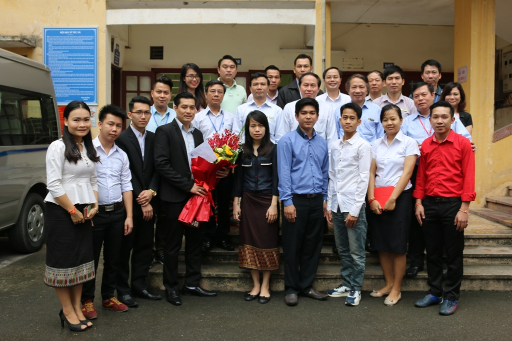 Menciptakan syarat yang kondusif  bagi mahasiswa Kamboja yang sedang menempuh kuliah di Vietnam