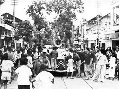 Memori tentang kota Hanoi pada musim dingin tahun 1946 melalui benda-benda sejarah