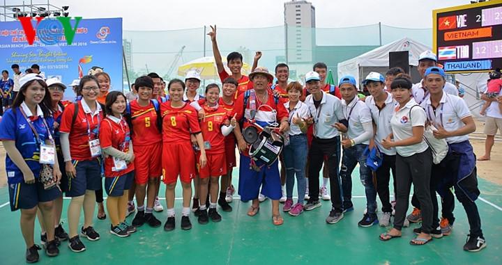 Sepuluh peristiwa olahraga  Vietnam tahun 2016 – Versi Radio Suara Vietnam
