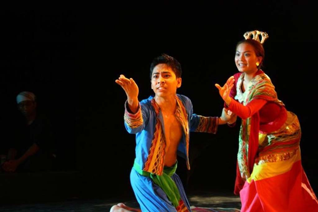 Asmara murni - kisah asmara Romeo dan Juliet