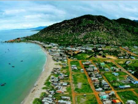 Menyelipkan sumber daya internasional untuk beradaptasi dengan perubahan iklim di Ninh Thuan