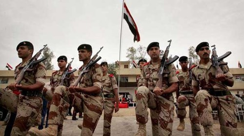 Pasukan Irak membebaskan semua zona penting terakhir di kota Mosul Timur