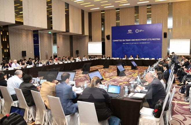 Propinsi Khanh Hoa memperkenalkan keindahan budaya kepada para peserta Konferensi APEC