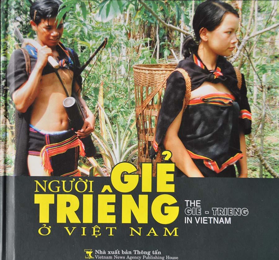 Masakan ikan asam  tradisional di kalangan warga etnis minoritas Gie Trieng