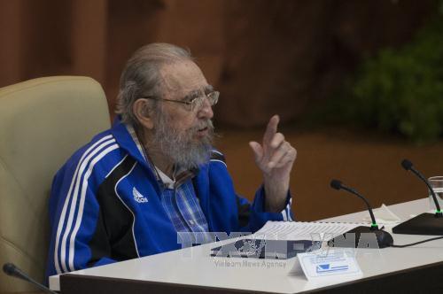 South American countries celebrate Fidel Castro's 90th birthday