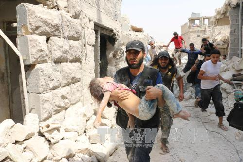 Russia agrees to humanitarian Aleppo ceasefire