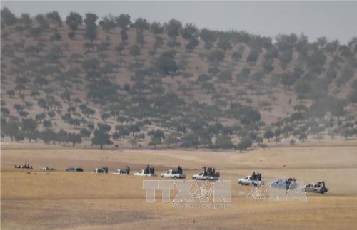 Syria, Iraq enhance counterterrorism cooperation