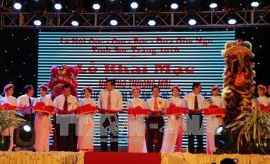 Trade fair and food competition festival in Soc Trang province