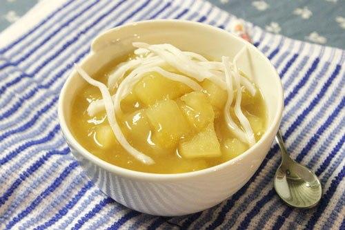 Cassava Sweet Soup