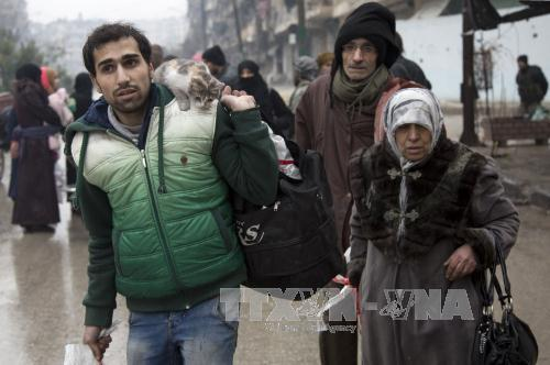 UN Security Council finds no measure to end carnage in Aleppo
