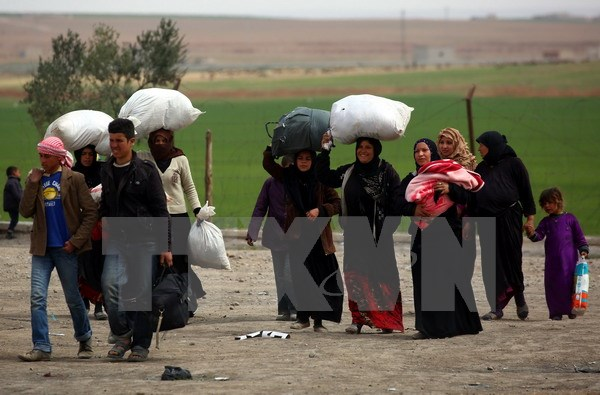 Donors pledge $6 billion for Syria