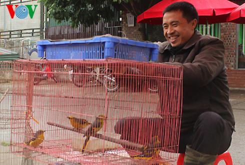 イェンフック鳥市場(1)