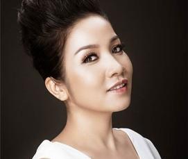 女性歌手ミーリン(My Linh)の歌声