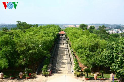 HCM市におけるフン王を偲ぶ神社(2)