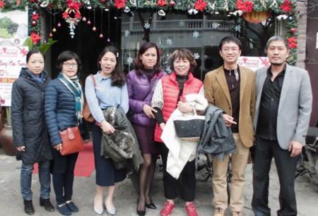 「VOV日本語放送ファンクラブ」のメンバー募集