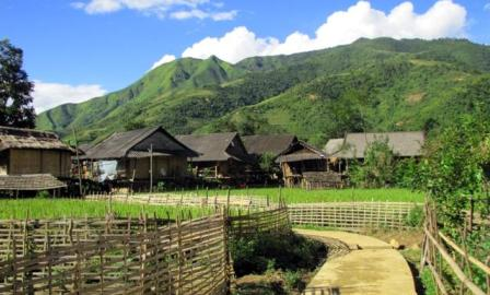 ライチャウ省のコミュニティ・ベースの観光