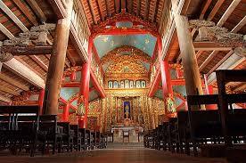 Perkenalan tentang Gereja Phat Diem di provinsi Ninh Binh