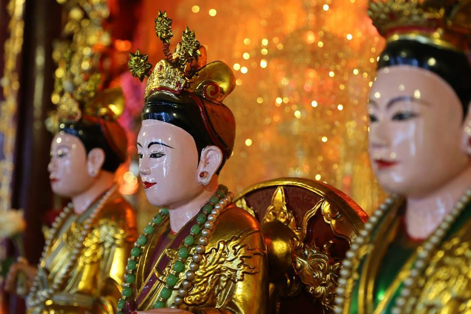 The unique Mother Goddess Worship of Vietnam