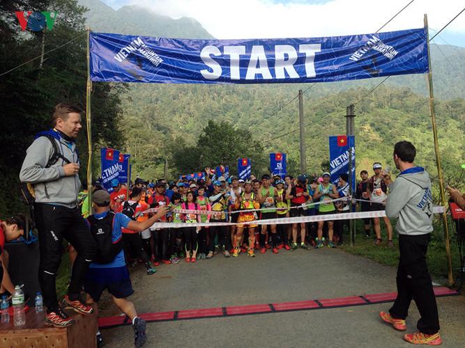 Eindrücke vom Bergmarathon in Sapa