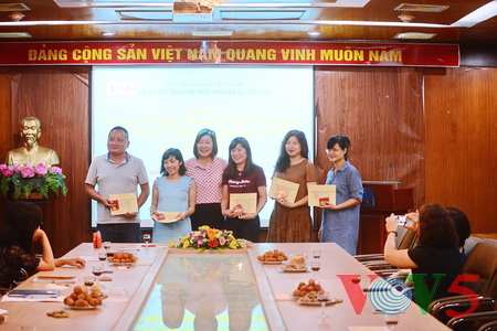 VOV5隆重举行越南革命新闻节91周年庆祝活动