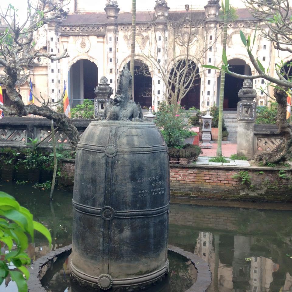 Mengunjungi kompleks pagoda Co Le – Situs peninggalan arsitektur kesenian Vietnam