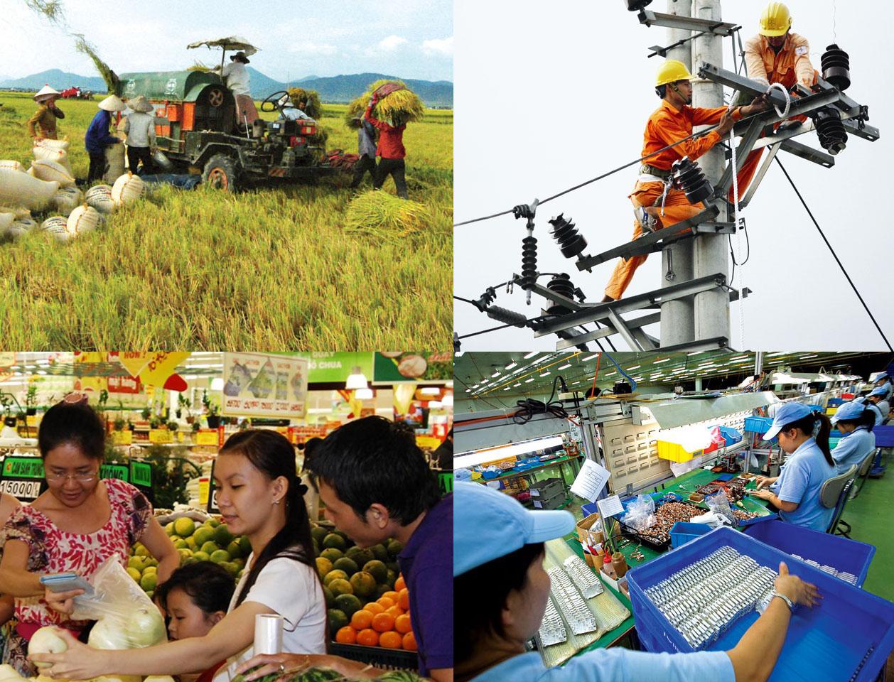 Vietnam berupaya mencapai target pertumbuhan ekonomi  pada tahun 2016