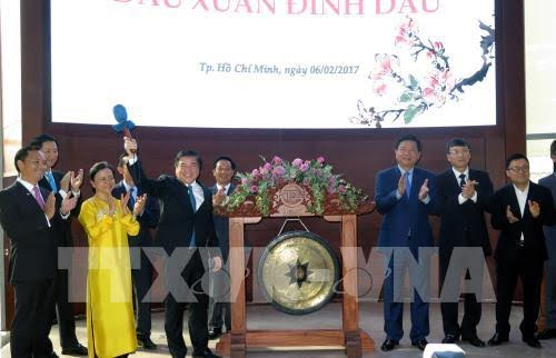 Bursa efek kota Ho Chi Minh – Kanal memobilisasi modal untuk perkembangan ekonomi Vietnam
