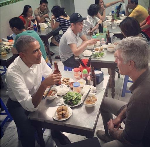Toàn cảnh 3 ngày Tổng thống Obama thăm chính thức Việt Nam