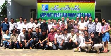 Ngày âm nhạc Việt Nam với các nhạc sĩ Đà Nẵng