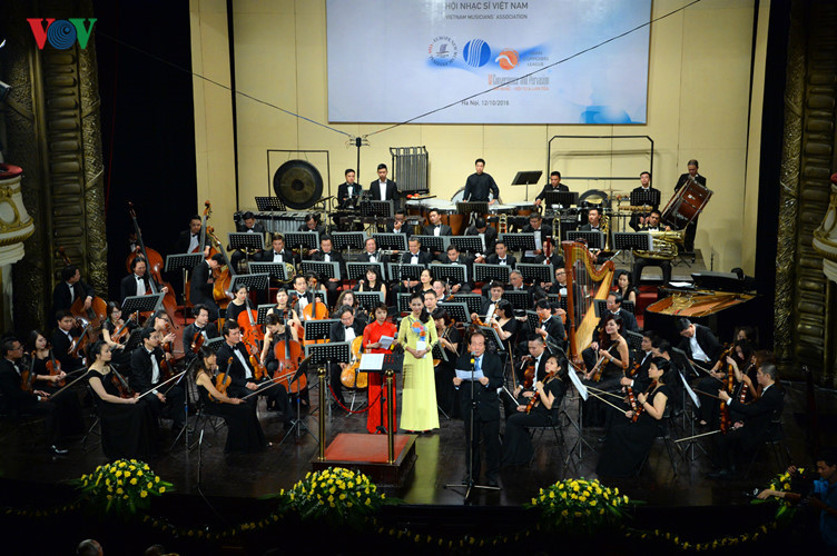Asia-Europe New Music Festival in Hanoi