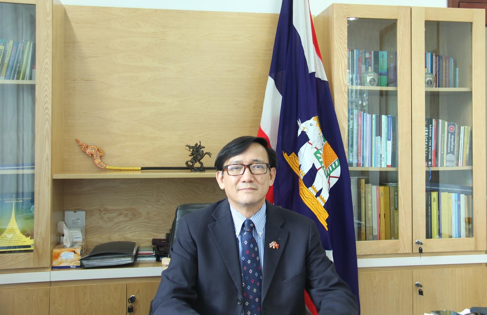 สัมภาษณ์ท่าน มานพชัย วงศ์ภักดี เอกอัครราชทูตไทยประจำเวียดนาม