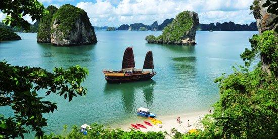 Bienvenido a Vietnam, país de las maravillas