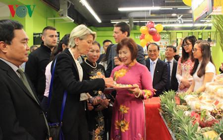 Semanas de productos vietnamitas, medida eficiente para acceder al mercado europeo