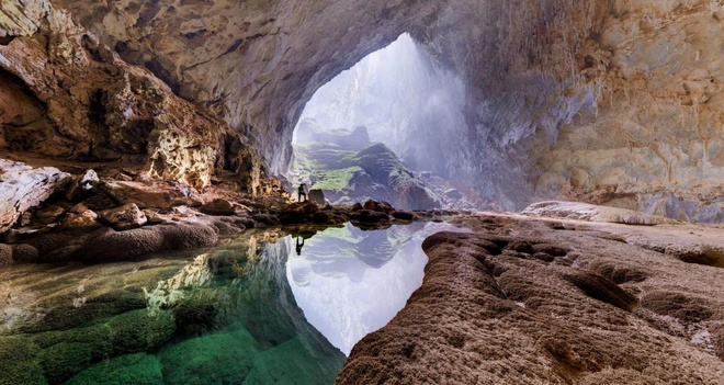 Son Doong entra en Top de cuevas con belleza misteriosa del mundo
