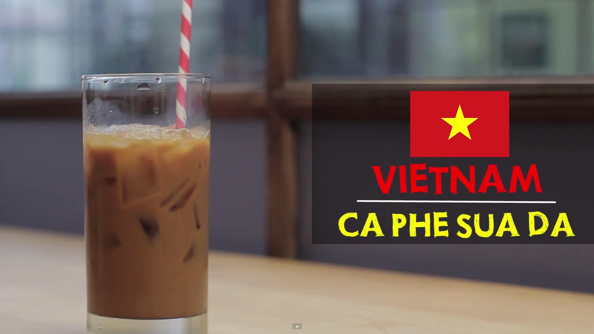 Memperkenalkan sepintas lintas tentang kopi susu es Vietnam