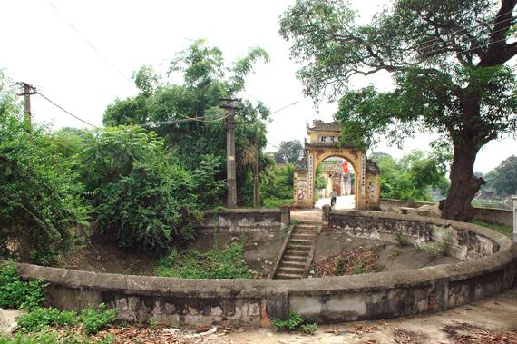 Ciri-ciri khas dari desa di Daerah Dataran Rendah Tonkin
