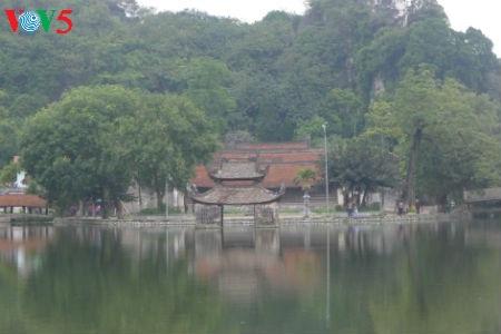 Pagoda dan kebudayaan desa di Vietnam