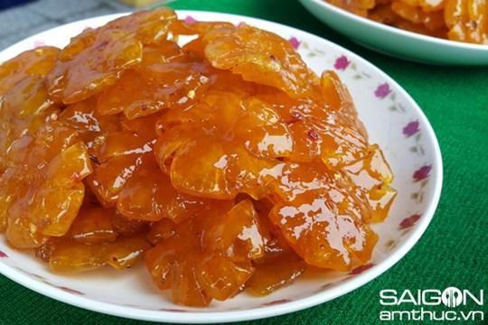 วิธีการทำส้มจิ๊ดอบแห้งเวียดนาม