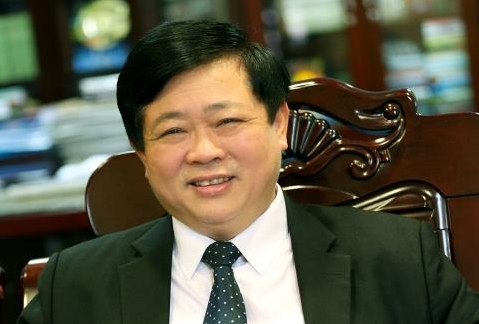 Новогоднее поздравление генерального директора радио «Голос Вьетнама»