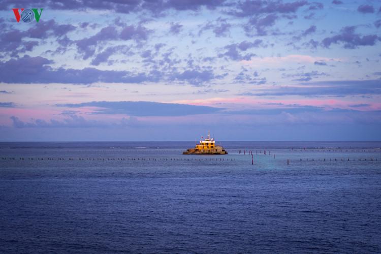 ความสวยงามของหมู่เกาะเจื่องซา