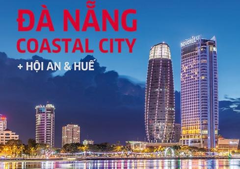"""Präsentation der Publikation """"Da Nang - die Küstenstadt"""" von Michael Waibel"""