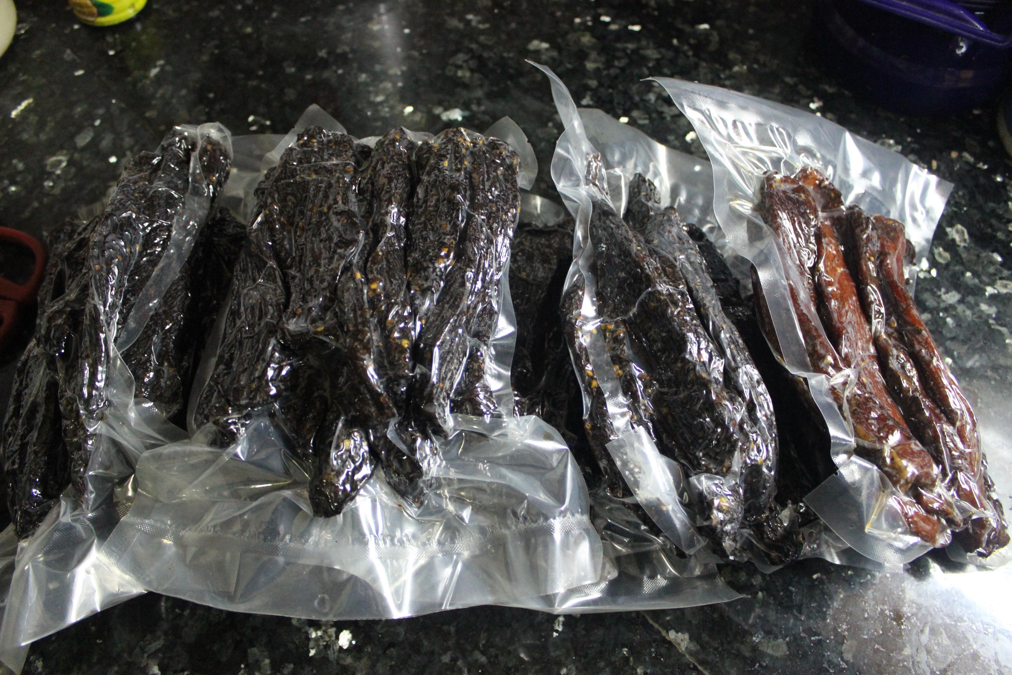 Mehr Geld vom getrockneten Fleisch verdienen
