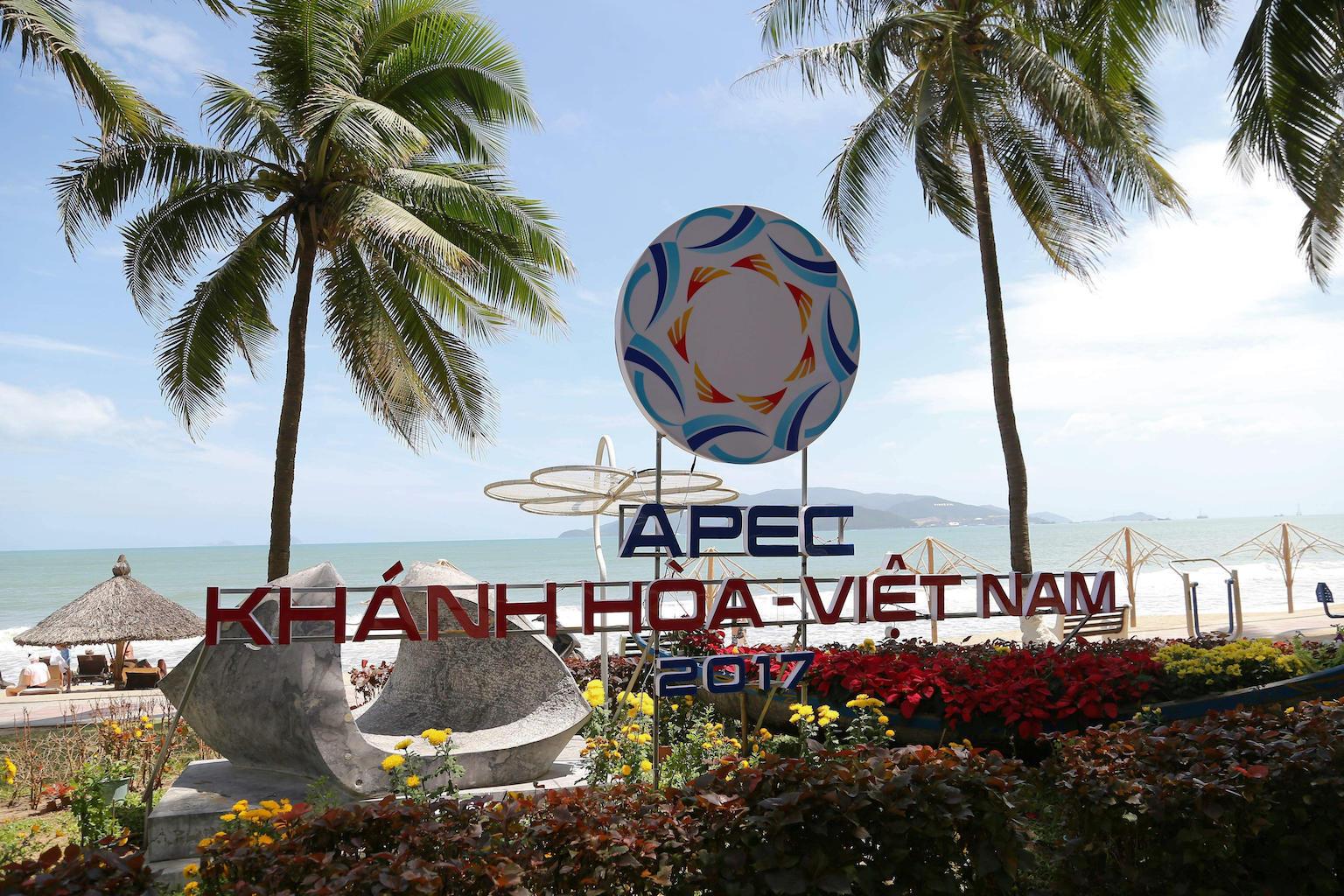 Khanh Hoa stellt den Delegierten der APEC-Konferenz ihre Kultur vor