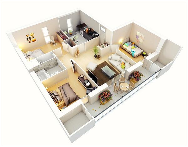 บ้านและบริเวณรอบๆบ้าน (บทที่ 3)