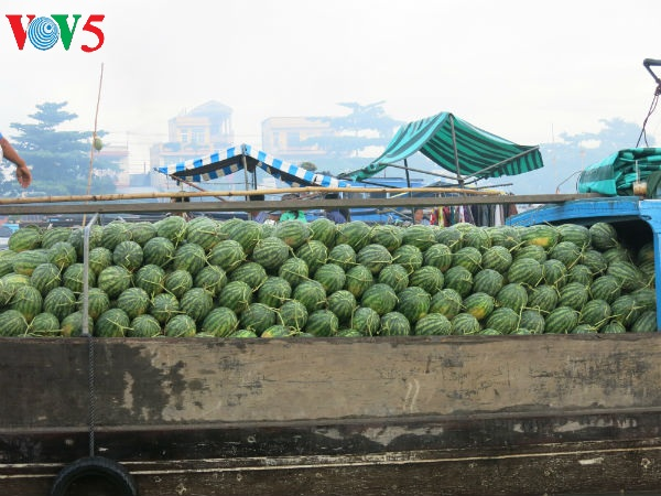 Повышение стоимости вьетнамских фруктов